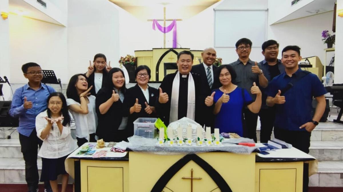 Pelayanan MPHS di GKKAI Jemaat Balikpapan