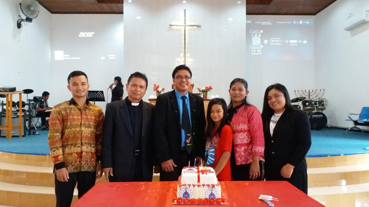 Pelayanan MPHS di GKKAI Jemaat Suakong