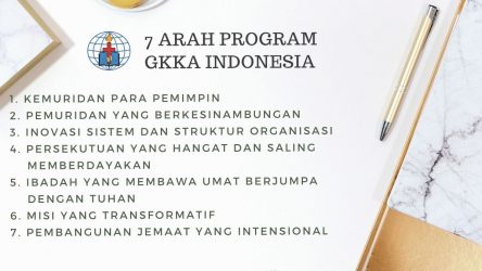 Arahan Program GKKA Indonesia