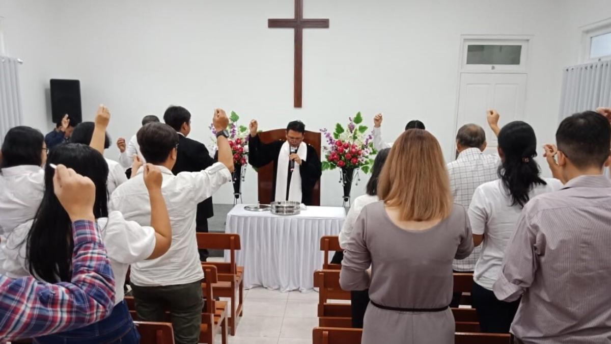 Pelayanan MPHS di GKKAI Cabang Singaraja