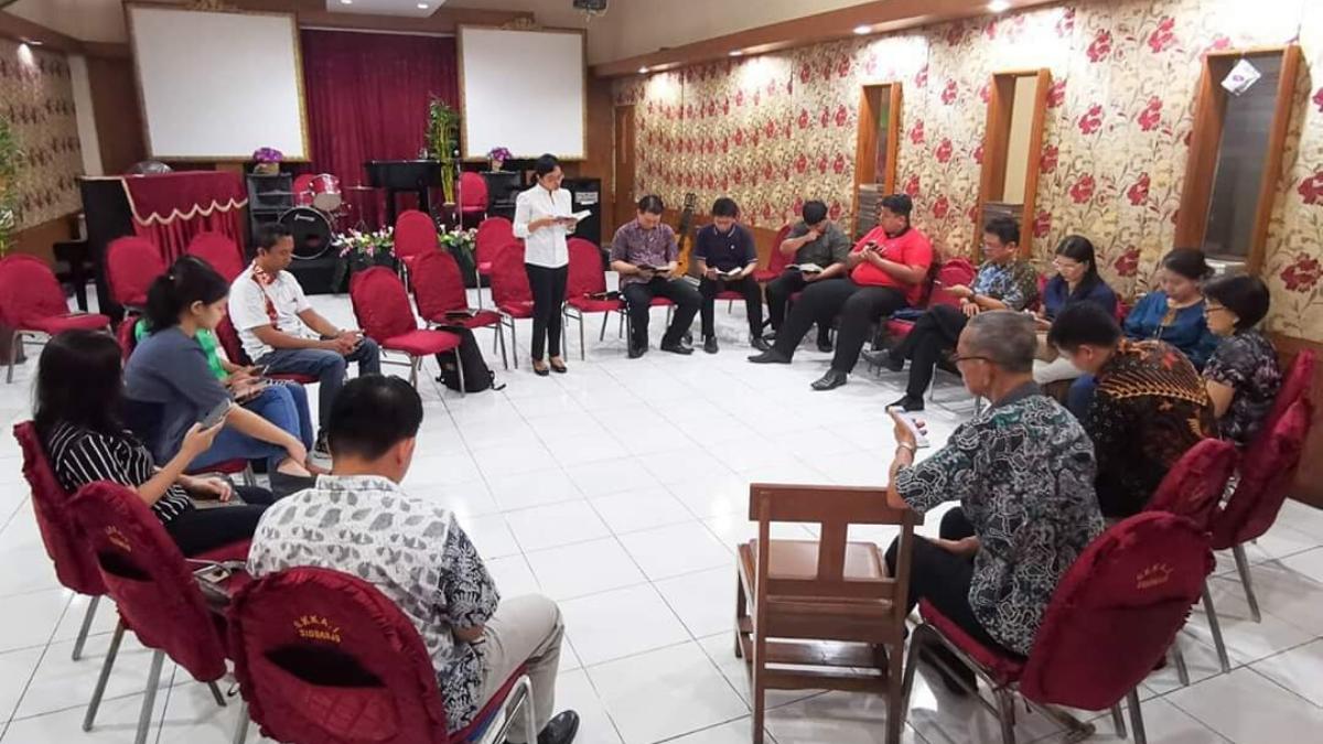 Pelayanan MPHS di GKKAI Jemaat Sidoarjo
