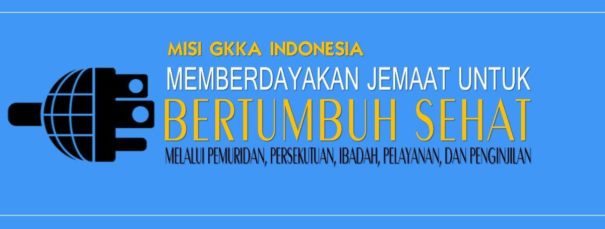 Misi GKKA Indonesia